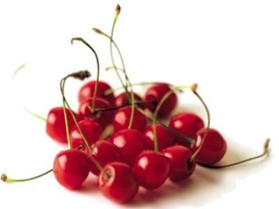 Článek jahody a třešně z naší zahrádky – skvělé pro naše