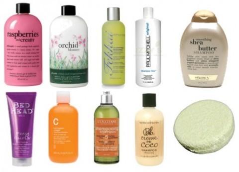 Vyberte si ten správný šampon