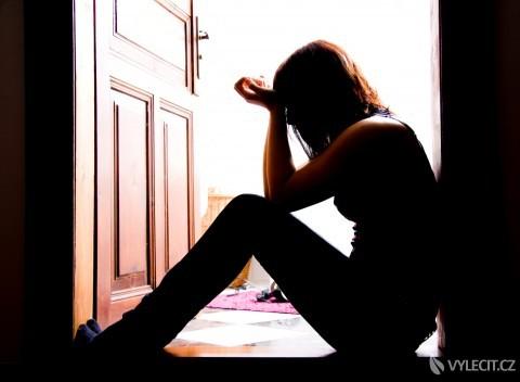 Deprese je charakteristická úzkostnými stavy, autor: domacilekar